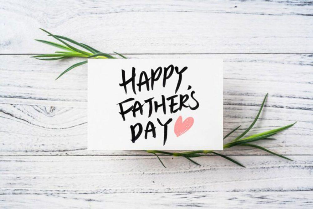 Love Spelled DAD Image